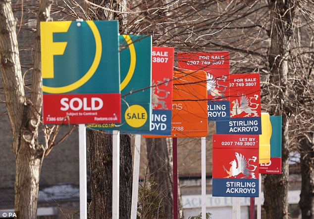 Experts said the figures on investments show our love affair with property has not waned
