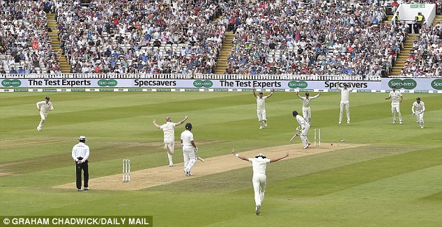 Ben Stokes repaid Joe Root's loyalty with a brilliant spell of bowling after lunch for England