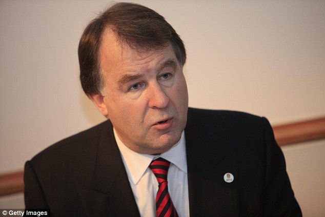 Ex-chief Francis Baron has been asked to look into where the money at the RFU has gone