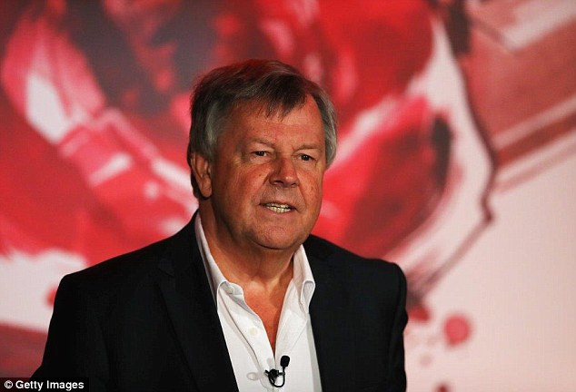 Ex-RFU chief Ian Ritchie retired from Twickenham and  ended up as Premiership chairman