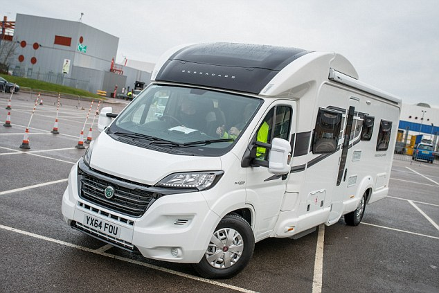 Mycarcheck said fraudulent motorhome adverts have peaked in the last two months during the heatwave