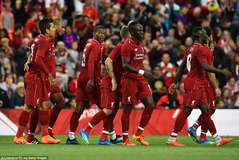Jurgen Klopp's Liverpool ended pre-season on a high by beating Serie A side Torino 3-1 at Anfield on Tuesday evening