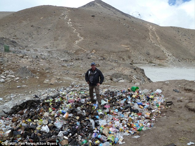 A lot of tourists were being made sick because of human waste being dumped into local rivers