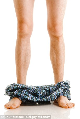 Going commando may help the scrotum to stay cool, making this a good option for men's fertility