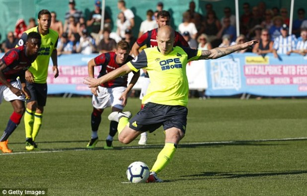 Aaron Mooy, now thriving at Huddersfield, was the first Australian-grown talent City bought
