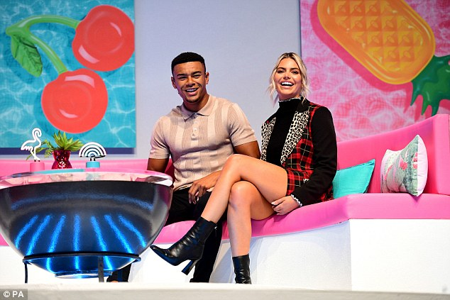 Reunited and it feels so good: On Friday, the couple reunited with their co-stars to make an appearance at the Love Island Live event, held at ExCeL London