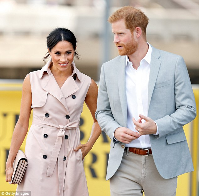 Speaking on a Radio Kent phone-in show hosted by Prince Harry's biographer Duncan Larcombe, Edwards said Markle's denial of collusion caused 'embarrassment' to Prince Harry