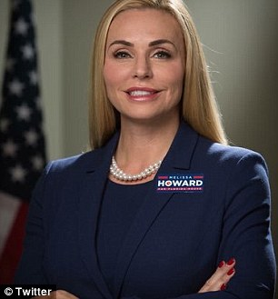 Howard called the first series of allegations 'lies' claiming that they were pushed by Tommy Gregory, an opponent of hers