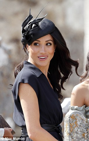 According to Mr Markle, when he spoke to his daughter, she replied there was 'no room' in the ceremony for a speech by her father