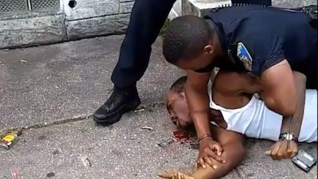 baltimore police brutality