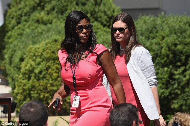 Omarosa Manigault Newman secretly taped White House Chief of Staff firing her last December, and she recording in the ultra-secure Situation Room