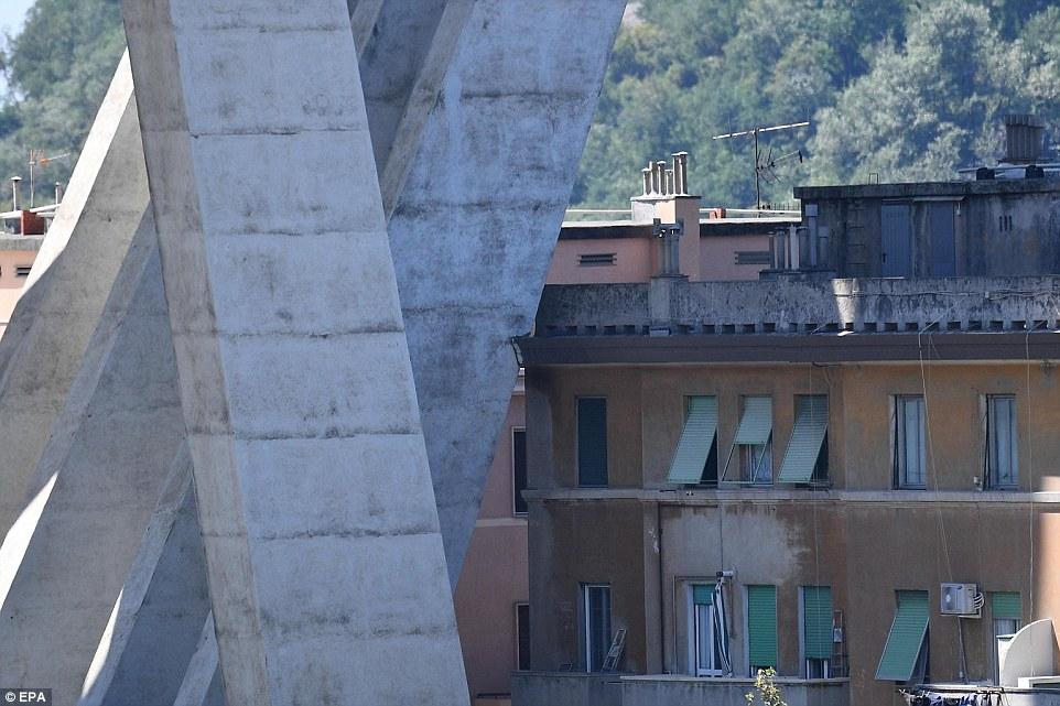 The Morandi Bridge