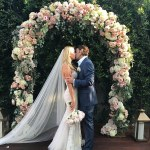 The Originals' Star,Claire Holt tie the knot in California