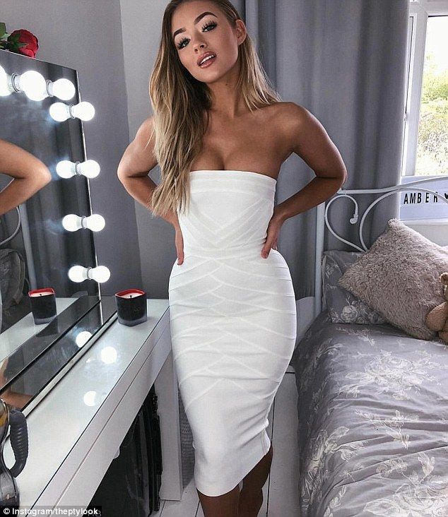 But if your white gown isn't completely white you're going to have a hard time looking the best dressed