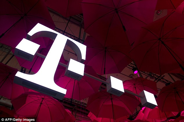About 3 per cent of T-mobile's 77 million customers could have been affected. Although the data breach may alarm customers, it has been revealed it was contained and T Mobile followed industry 'best-practice' protocols correctly (file photo)