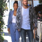 Christina Milian and boyfriend M. Pokroa 's home robbed of $100K valuables