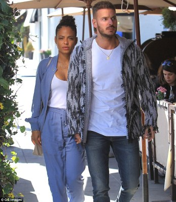 Christina Milian and boyfriend M. Pokroa 's home robbed of 0K valuables