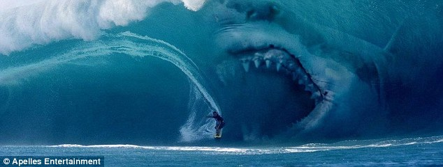 Se débarrasser d'une partie du box office: Meg, avec Jason Statham et un énorme requin CGI, a pris la deuxième place avec 10,5 millions de dollars pour un total de 120,5 millions de dollars et 462,8 millions de dollars à l'échelle mondiale