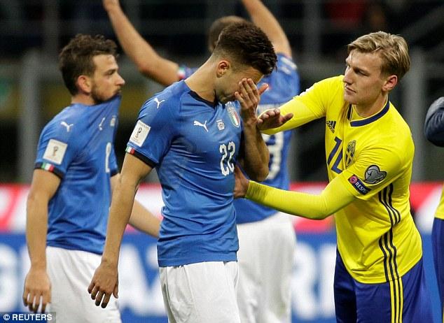 Ventura joked that he no longer shops at Swedish store IKEA following the defeat last year