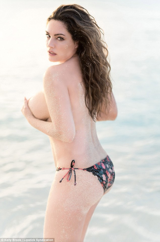 Hot Stuff Kelly Brook Has Set Pulses Racing Once Again For Her New Official 2019