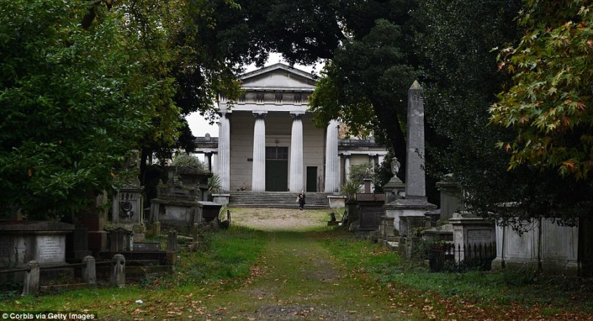 Kensal Green Cemetery is one of England's oldest public burial grounds. It received its first funeral in January 1833
