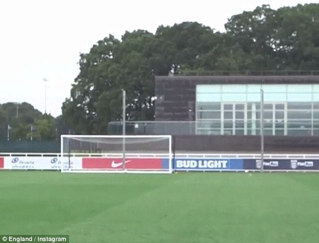 The 19-year-old impressively nails the attempt with one go