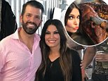Goodbye Junior Mint, see you later Pooh Bear, Donald Trump Jr and Kimberly Guilfoyle have a brand new pair of pet names for each other - and it's Big Daddy and Mama