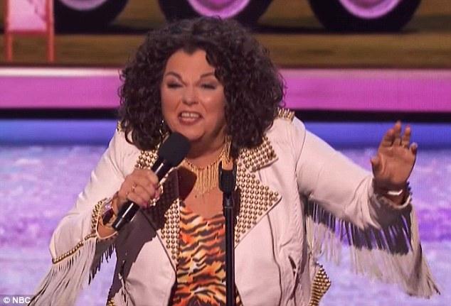 Trailer comedy: La comédienne a apporté sa marque de comédie de bande-annonce au spectacle à Hollywood