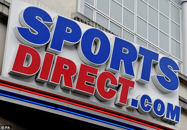 Sports Direct has reported a rise in it's underlying earnings and has recently acquired department store chain House of Fraser in a £90 million deal.