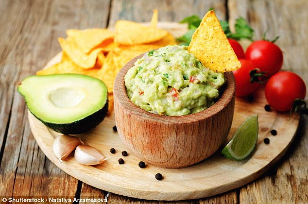 Food and drink expert Eduardo Gomez, founder of Tequila & Mezcal Fest revealed that the perfect guacamole is made from three ripe avocados and lime juice, not lemon juice. File photo