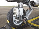 Pilot landed the Ryanair Boeing 737 at East Midlands airport with one nose wheel missing