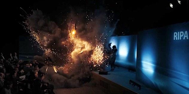 Shock: Die Folge von Sonntagabend hat die Fans am Boden zerstört, nachdem Innenministerin Julia Montague nach dem Bombenattentat in der Episode letzte Woche plötzlich getötet wurde