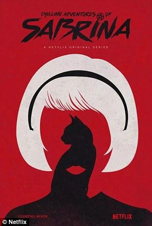 Amis félins: Le célèbre chat de Sabrina, Salem, fait une apparition sur la nouvelle affiche