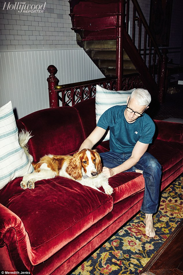 Anderson Cooper Firehouse Home