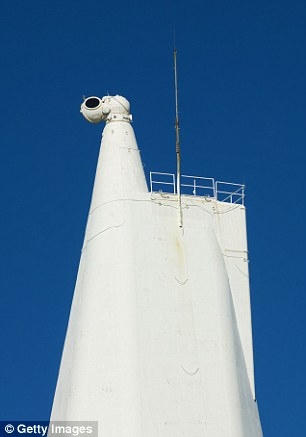 Some people have proposed that the facility suffered a leak at its Richard B. Dunn Solar Telescope, which relies on a mercury float