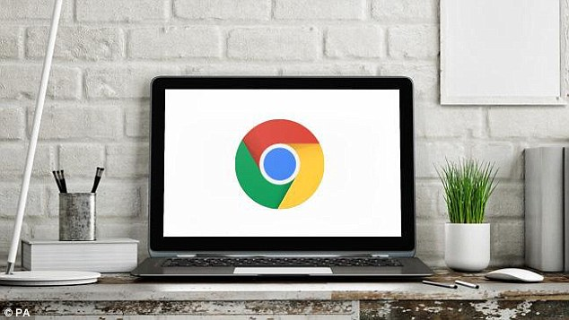 Not everyone is happy with the prospect of their decision to use third party browsers like Chrome (logo pictured) - which are far more popular with users than Edge - being questioned