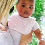 Khloe Kardashian's baby is so cute