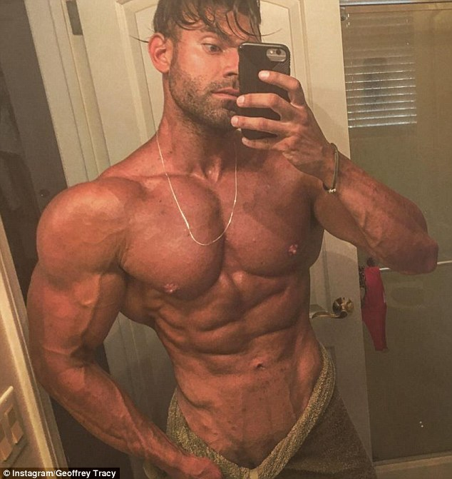 The professional bodybuilder was lured to New York by the owner of a gay club who saw him on Instagram and offered him as a job as a dancer in his club