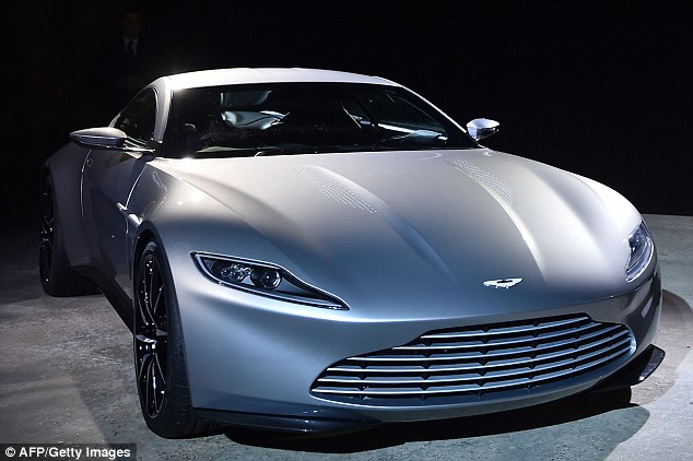 Aston Martin will be the only automotive company listed on the London Stock Exchange