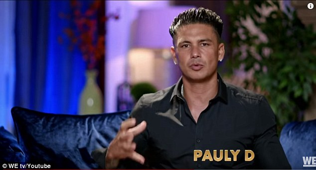 "Later, Pauly said he was ""hurt"" by O & Day and complained to the camera: ""Someone I want to spend the rest of my life with is someone I trust and everything that's been broken. I was thrown out the door the moment I heard that he wanted to be dead, and in all my life I will never put time and effort in someone who wants me dead """