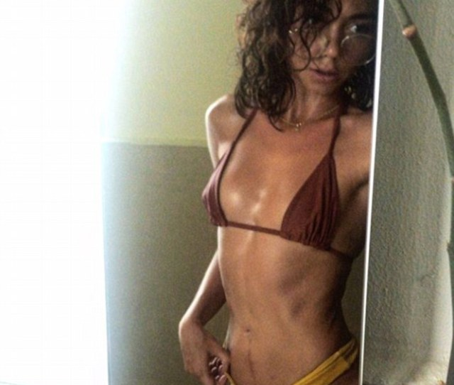 Controversy Sarah Had Posted A Bikini Shot On Instagram To Her 5 9 Million Followers And