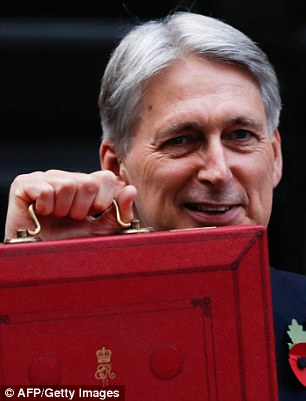 Boxing clever ?: Federal Chancellor Philip Hammond