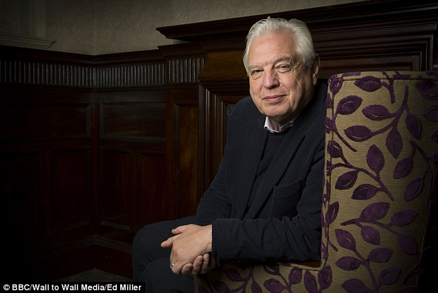BBC veteran Simpson, 74, stuck up for the ITV presenter, asking:'Didn't our forces fight so that we could make up our own minds about such things?'