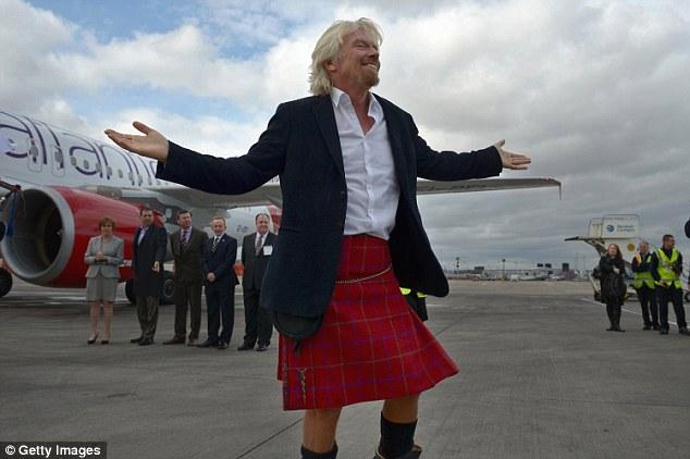 Richard Branson's Virgin Atlantic is in talks on a takeover of regional airline Flybe.