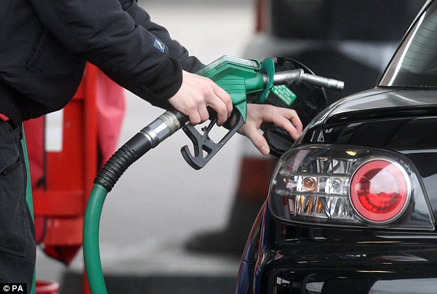 Last week, the major supermarkets began passing on a fall in the wholesale cost of diesel and unleaded. File photo