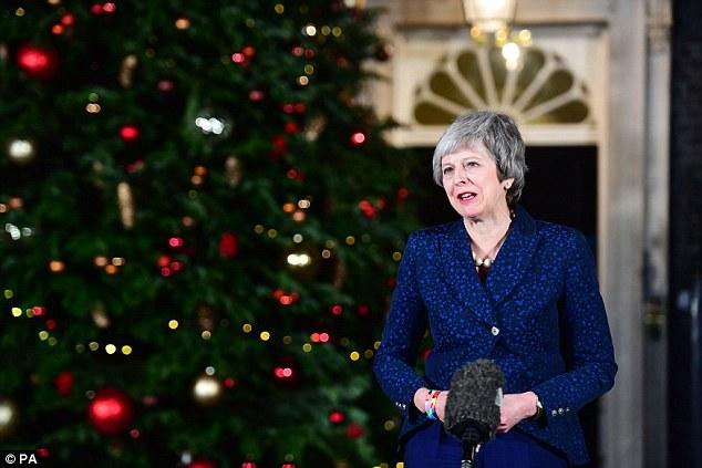 La Première ministre Theresa May résiste admirablement bien alors qu'elle poursuit son objectif d'obtenir l'approbation d'un accord sur le Brexit
