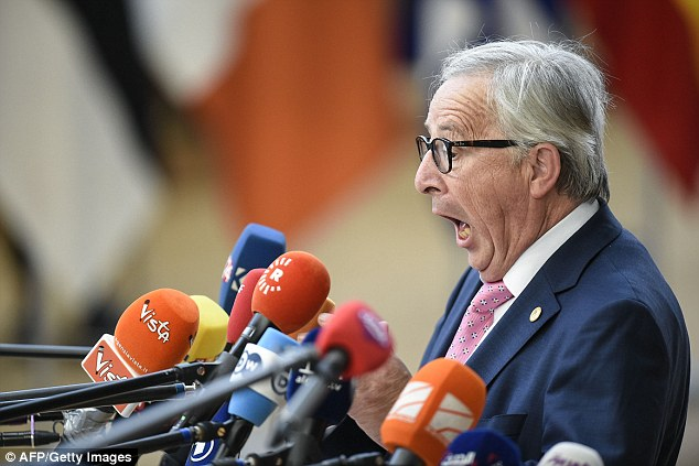 European Commission chiefJean-Claude Juncker may not like what he sees when looking at German business confidence surveys and GDP updates.