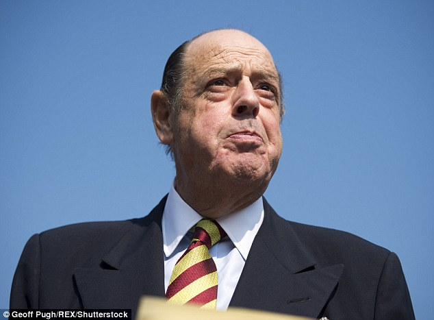 """The British group - including Churchill's grandson Sir Nicholas Soames - similarly responded to what they described as a """"touching and funny reminder of everything we share""""."""