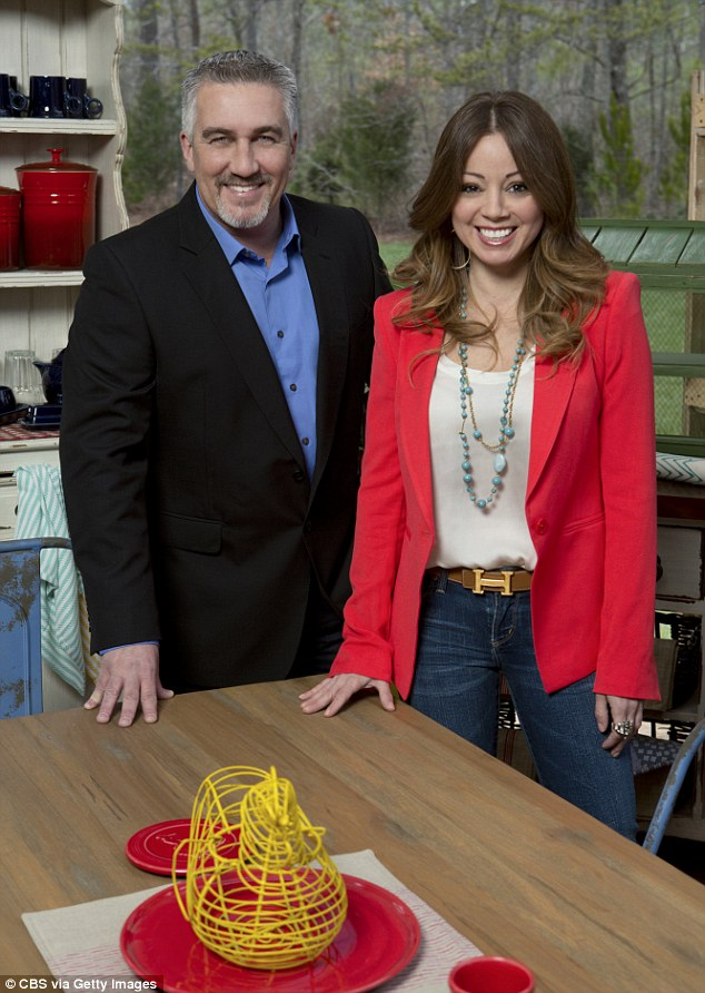 Fling:They previously separated in 2013 when the TV chef admitted his affair with Marcela Valladolid, his co-star on the US version of Bake Off, but reconciled shortly after