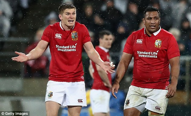 The British and Irish Lions are in talks to stage a Test in England for the first time since 1977